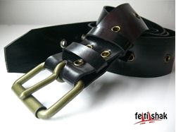 Image de Army rubber belt