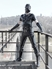 Bild von Crossharness - rubber body harness